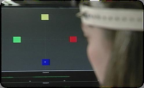 Controle de interface gráfica por meio de atividade de músculo facial | Interaction with graphical user interface  based on EMG